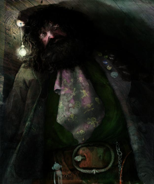 Harry Potter Jim Kay - Arrediamo Insieme Palermo