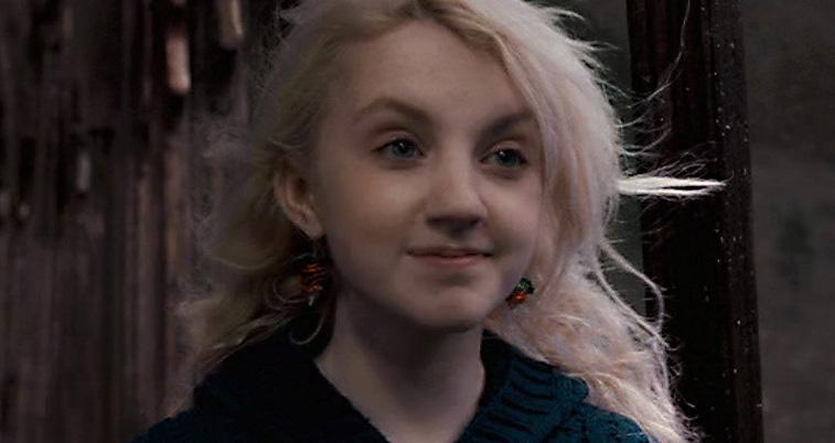 Luna Lovegod Harry Potter - Arrediamo Insieme Palermo