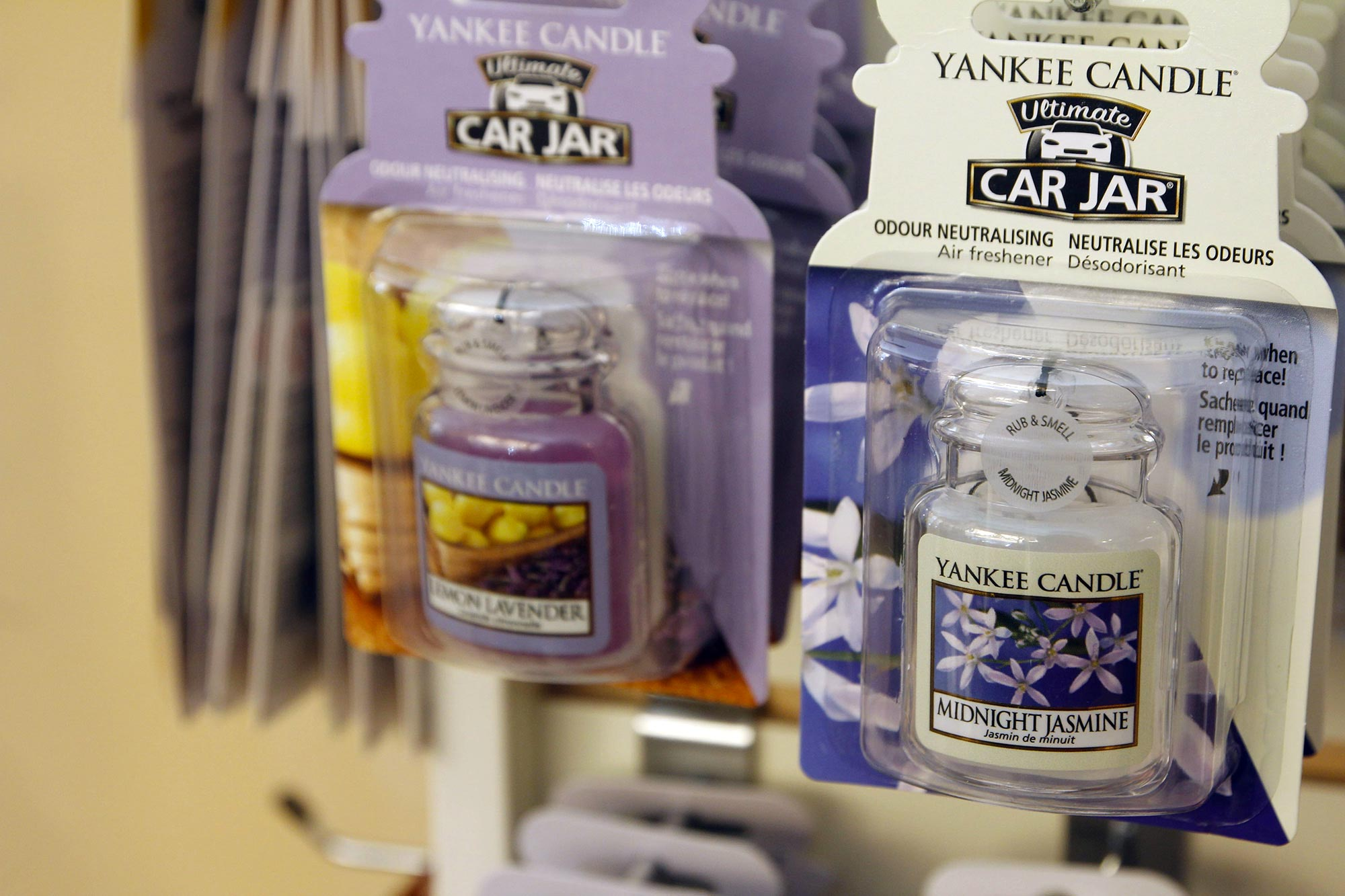 Yankee Candle per auto - Arrediamo Insieme Palermo