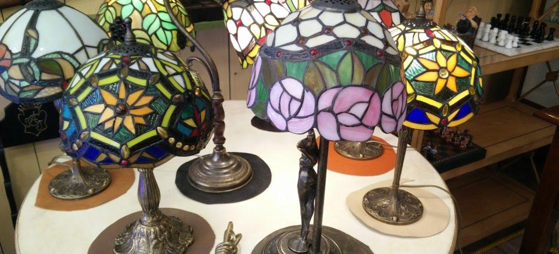 Lampade Tiffany - Arrediamo Insieme Palermo