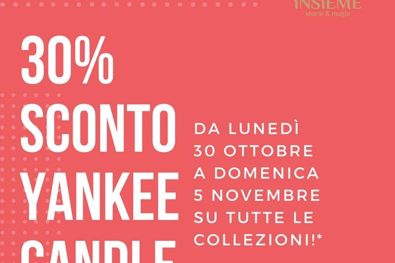 sconti Yankee Candle - Arrediamo Insieme Palermo