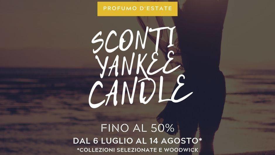 sconti estivi yankee candle - Arrediamo Insieme Palermo